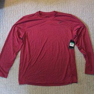 Nike Dri-fit Long Sleeve Shirt NWT